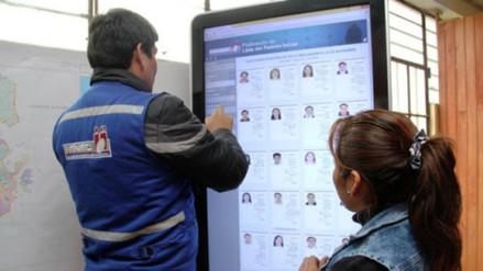 Reniec: último día para verificar tus datos en el padrón electoral