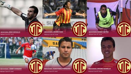 UTC de Cajamarca anunció sus nuevas contrataciones