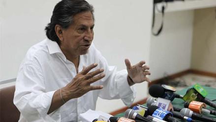 Toledo dice que indultaría a Fujimori en caso su vida esté en riesgo
