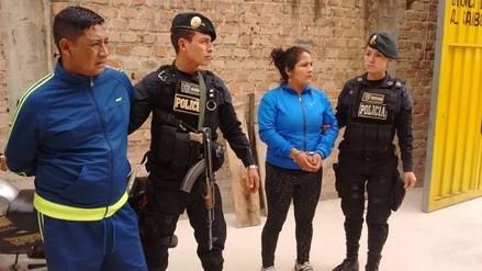 Grupo Terna captura a integrantes de la banda los 'Raqueteros del Platanal'