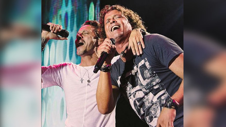 Gira Vives-Anthony la sexta más taquillera de 2015