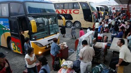Moyobamba: precios de pasajes se incrementan por Navidad