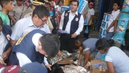 Advierten caótica situación de centros comerciales en Juliaca