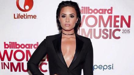Demi Lovato desea que el mundo se aleje de sus adicciones