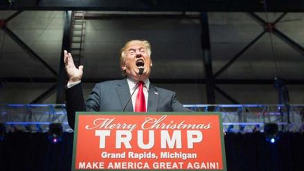EEUU: Trump amplía su ventaja como aspirante presidencial republicano