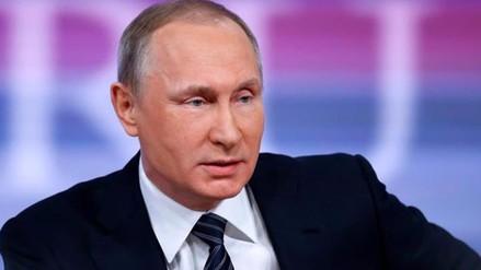 Rusia es el país europeo con más internautas, según Vladímir Putin