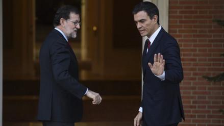 España: socialistas rechazan apoyar a Rajoy y apuestan por nuevo Gobierno