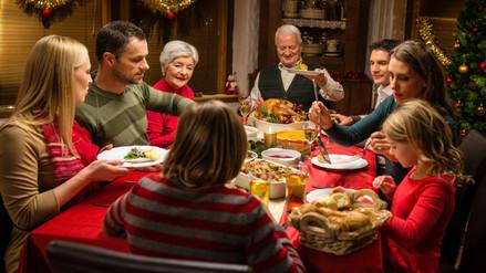Navidad 2018 | ¿Cuál es la hora apropiada para servir la cena navideña?