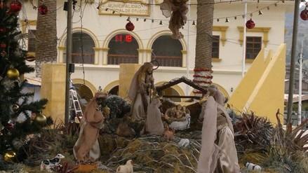 Otuzco vive una Navidad diferente con exhibición de nacimientos