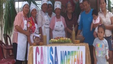 Esposas de trabajadores azucareros participan en festival gastronómico