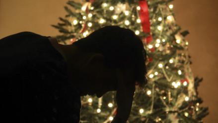 Depresión en Navidad, el lado oscuro de esta festividad