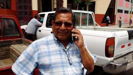 Consejero de la provincia del Santa saluda declaratoria de emergencia