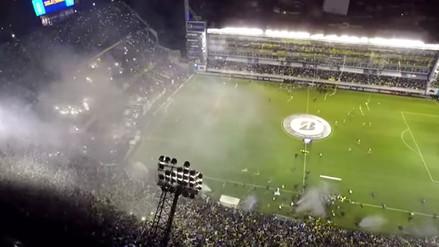 YouTube: 10 recibimientos espectaculares de la Copa Libertadores 2015