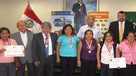 Artesana piurana ganó concurso de nacimientos del Mincetur