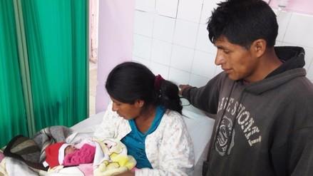 Huancayo: seis niños nacieron durante Nochebuena en el Hospital El Carmen