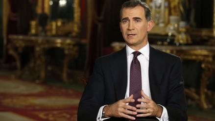 Felipe VI defiende la unidad de España