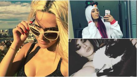 Facebook: Lana, Paige y otras Divas de la WWE con sus familias en Navidad (FOTOS)