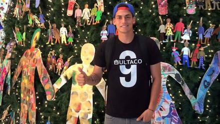 Facebook: Iván Bulos entrenó con O'Higgins y pasó la Navidad lejos de casa