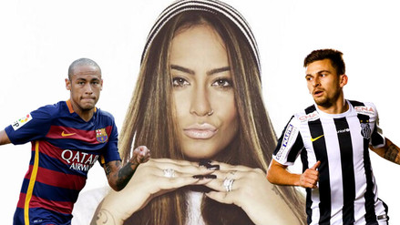 Neymar: más pruebas que vinculan a su hermana en una relación con Lucas Lima