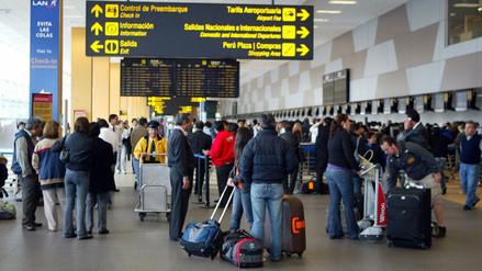 Empresas: Alza de pasajes aéreos no desanimaría el turismo