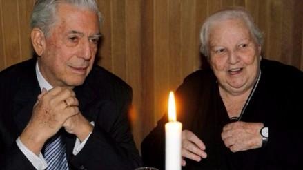 Mario Vargas Llosa participará en homenaje a Carmen Balcells