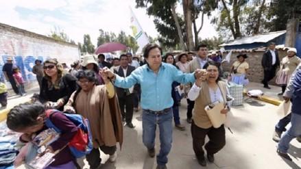 Alejandro Toledo cumplirá labores proselitistas en Piura la siguiente semana