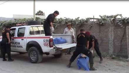 Huaral: despiste de camioneta deja dos muertos