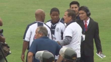 Alianza Lima: Jorge Luis Pinto y las indicaciones a Waldir Sáenz y Juan Jayo (VIDEO)