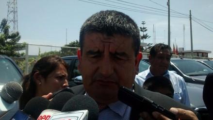 Humberto Acuña anuncia cambio de gerentes regionales