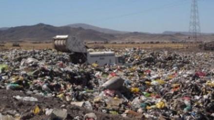 Exigirán al ministerio del Ambiente agilizar recuperación del botadero de Chilla