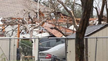 Así quedó Dallas tras tornado que dejó más de 40 muertos