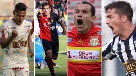 Descentralizado 2015: los 5 mejores gritadores de goles del fútbol peruano (FOTOS)