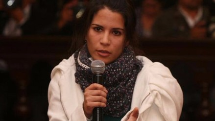 Recuerda el momento en que Eva Bracamonte se desmayó en plena sentencia
