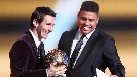 Lionel Messi: Ronaldo calificó de extraterrestre al delantero del Barcelona