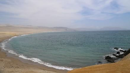Nueva playa de la Reserva Nacional de Paracas será abierta al público