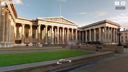 El Museo Británico ya puede verse a través de Internet