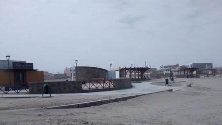 Cobrarán por parqueo vehicular en malecón de Puerto Eten