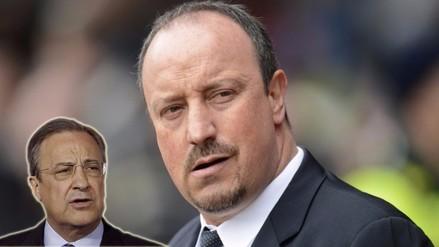 Real Madrid: Rafa Benítez denunció campaña contra él, Florentino y su equipo