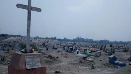 El Niño: cadáveres del cementerio Mampuesto en riesgo por lluvias