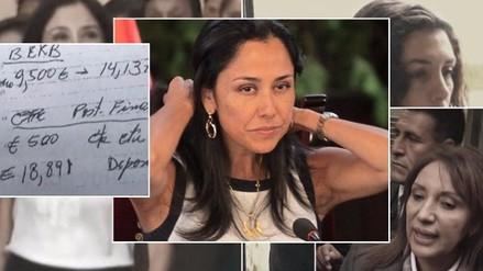 Ocurrió 2015: Nadine Heredia en agenda