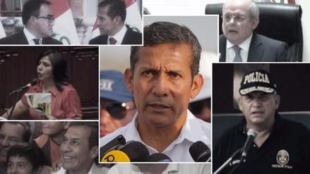 Ocurrió 2015: Ollanta Humala y el gobierno de salida