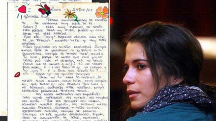 Recuerda la carta inédita de Myriam Fefer a Eva Bracamonte
