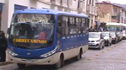 Buses de servicio urbano contarán con sistema GPS