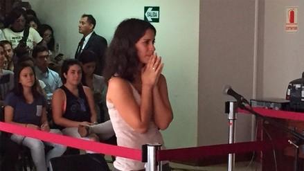 Absuelven a Eva Bracamonte en el caso del asesinato de Myriam Fefer