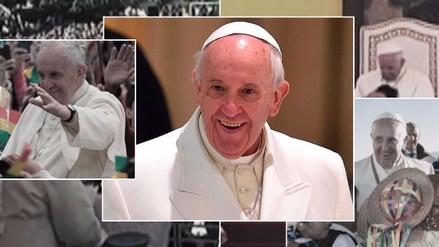 Ocurrió 2015: El Papa de la gente