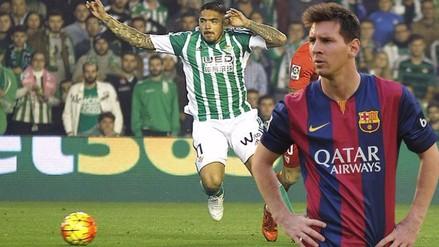 Juan Vargas: 5 cosas que no debe hacer para ser humillado por Lionel Messi
