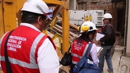 Sunafil realizó más de 62,000 acciones inspectivas a nivel nacional