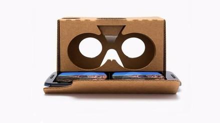 Cuatro aplicaciones para utilizar el Google Cardboard