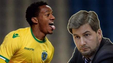 André Carrillo: Sporting Lisboa sin miedo a que fiche por el Benfica o el Porto