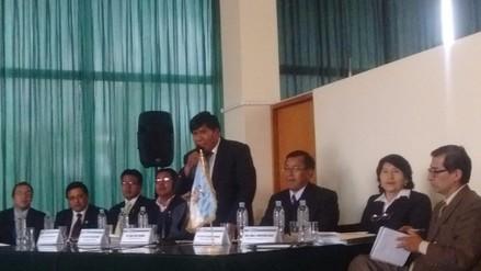 Gobernador regional realizó audiencia pública de primer año de gestión